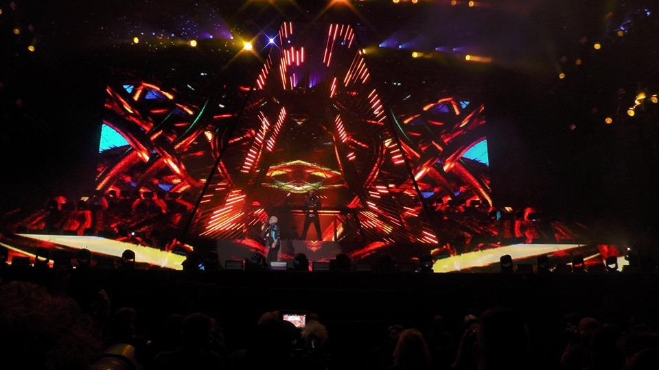 Armin van Buuren waardige afsluiter op Pinkpop