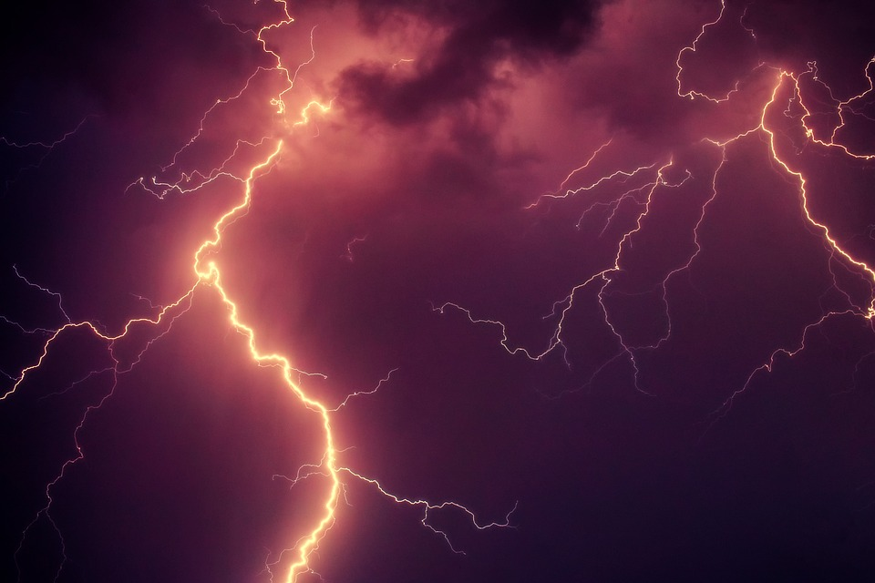 In de loop van de middag en vanavond kans op onweer